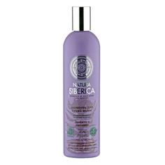Шампунь N siberica защита и питание для сухих волос 400мл (457)