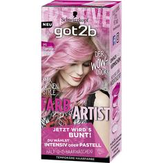 Тонирующая краска для волос Got2b Farb Artist 093 Flamingo Pink 80 мл