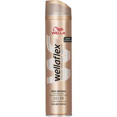 Лак для волос Wella Wellaflex Без запаха Сильная фиксация 250 мл