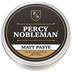 Паста для укладки Percy Nobleman Matt Paste Матовая 100 мл