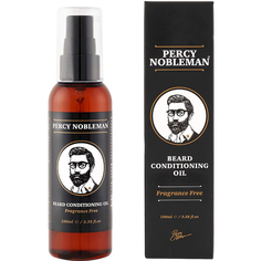Масло для бороды Percy Nobleman Beard Conditioning Oil Signature Scented 100 мл