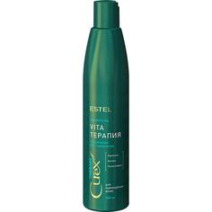 Шампунь Estel Professional Curex Therapy Для сухих, ослабленных и поврежденных волос 300 мл