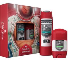 Набор: дезодорант твердый 50 мл+гель для душа-шампунь 2-в-1 250 мл Old Spice (OS-81652332)
