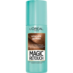 Тонирующий спрей для волос LOreal Paris Magic Retouch Красное дерево L'Oreal