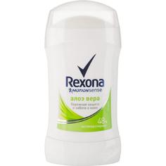 Дезодорант-стик Rexona Алоэ Вера 40мл