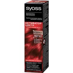 Тонирующий мусс Syoss Для красных оттенков