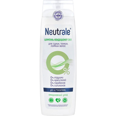 Шампунь-кондиционер Neutrale Для сухих, тонких, ломких волос 400 мл