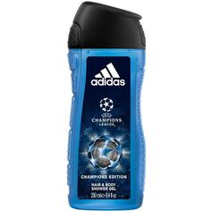 Гель для душа Adidas UEFA Champions League Champions Edition 250 мл