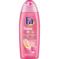Крем-пена для ванны Fa Тайна масел розовый жасмин 500 мл