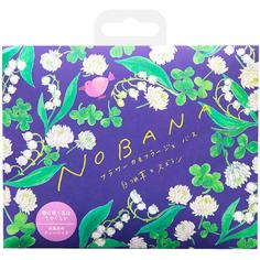 Соль-саше для ванн Charley Nobana Увлажняющая Белый клевер и лилия 30 г