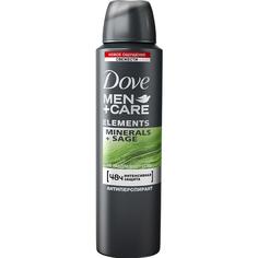Дезодорант-антиперспирант Dove Men+Care Свежесть минералов и шалфея 150 мл
