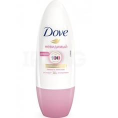 Дезодорант шариковый Dove Невидимый Нежность лепестков 50мл