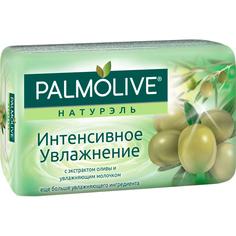 Мыло Palmolive Натурэль Интенсивное увлажнение С экстрактом оливы и молочком 90 г