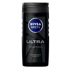 Гель для душа Nivea ultra 250 мл