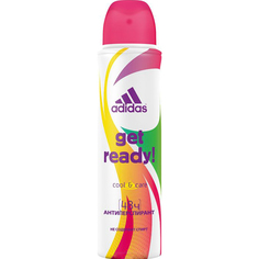 Дезодорант-антиперспирант Adidas Get Ready! Cool & Care 150 мл