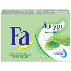 Крем-мыло Fa Йогурт Алоэ Вера 90 г
