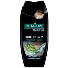 Гель для душа Palmolive men 2 в 1 Эффект бани глубокое очищение 250 мл
