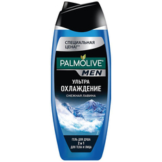 Гель для душа Palmolive men Снежная лавина ультра охлаждение 250мл