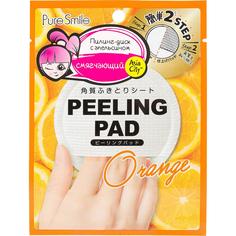 Пилинг-диск для лица Sunsmile Peeling Pad с экстрактом апельсина 1 шт