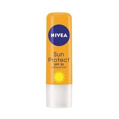 Бальзам для губ Nivea солнцезащитный SPF 30 4,8 г