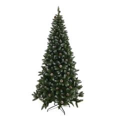 Ель новогодняя с шишками Triumph tree pittsburgh 215 см