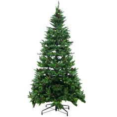 Ель новогодняя Tree classics/prince Springfield с шишками 270 см (108-1684-271P)
