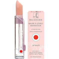 Бальзам для губ Belweder с розовым маслом 4 г