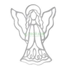 Фигурка Weiste Ангел 130мм белый (94000)