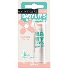 Бальзам для губ Maybelline New York Baby Lips Доктор Рескью Эвкалипт 1,78 мл