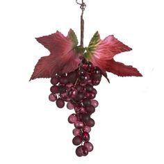 Игрушка елочная Виноградная гроздь Kurt S. Adler B3632