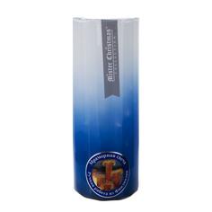 Свеча Мраморная высота 18 см Mister Christmas