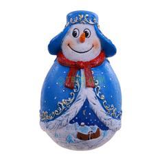 Фигурка Mister Christmas Неваляшка снеговик 11см (MKMB-03)