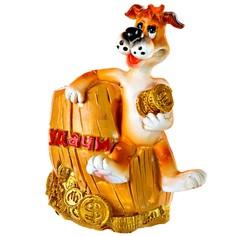 Сувенир копилка собака Star craft ZY60-168023 168024-3