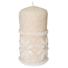 Свеча декоративная Престиж ароматическая 70 мм Кадриль