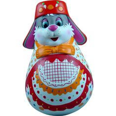 Неваляшка символ года дымковская 11 см Mister Christmas