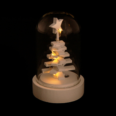 Сувенир Koopman Купол с подсветкой 5.5х9 см