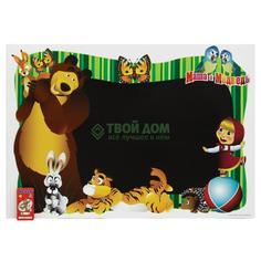 Наклейки Decoretto Маша и Медведь (LB 5004)