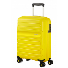 Чемодан American Tourister Sunside желтый S
