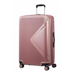 Чемодан American Tourister Modern dream розовое золото L