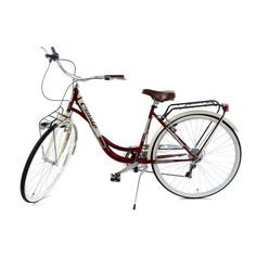 Велосипед Cicli cinzia Liberty 6 скоростей 26 burg/cream