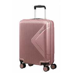 Чемодан American Tourister Modern dream розовое золото S
