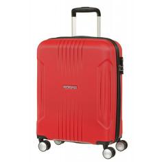 Чемодан American Tourister Красный S