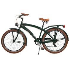 Велосипед Casadei beach cruiser 26 матовый черный