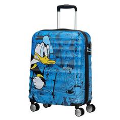 Чемодан American Tourister Доналд Дак Wavebreaker Disney Spinner S