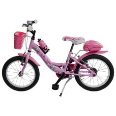 Велосипед детский Casadei venere 16 фиолетовый
