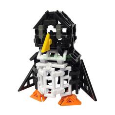 Конструктор Hobby пингвин -100 дет