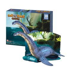 3D-пазл CubicFun Плезиозавр (P671H)