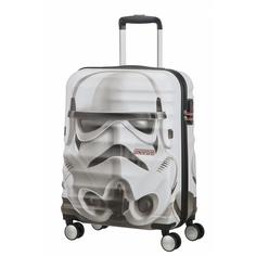 Чемодан American Tourister Шутрмовик Star Wars Spinner M