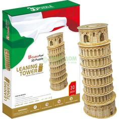 3D-пазл CubicFun Пизанская башня MC053h