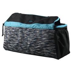 Сумка-холодильник Thermos Studio Fitness yoga bag синяя 15 л